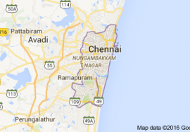Chennai District - Tamil Nadu